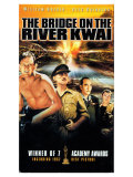 Bridge on the River Kwai, 1958 Poster