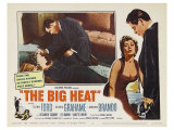 The Big Heat, 1953 Posters