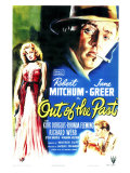 Out of the Past, 1947 ポスター