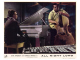 All Night Long, 1962 Posters