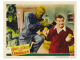 Bud Abbott Lou Costello Meet Frankenstein, 1948 Prints