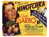 Ninotchka, 1939 Affiches