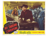 My Darling Clementine, 1946 ポスター