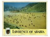 Lawrence of Arabia, 1963 Kunstdrucke