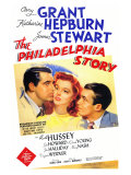 The Philadelphia Story, 1940 Stampe
