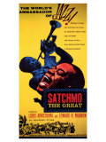 Satchmo the Great, 1957 Stampe
