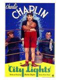 Lichter der Großstadt, 1931 Poster