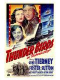Thunder Birds, 1942 Posters