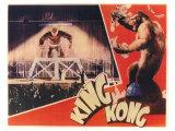 King Kong, 1933 Poster