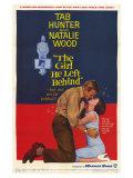The Girl He Left Behind, 1956 Kunst