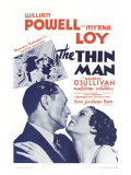 The Thin Man, 1934 Plakater