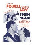 The Thin Man, 1934 Kunstdrucke
