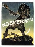 Nosferatu, a Symphony of Horror, 1922 Posters