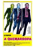 Point Blank, Argentine Movie Poster, 1967 Kunstdruck