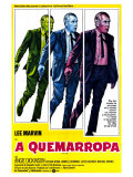 Point Blank, Argentine Movie Poster, 1967 Poster