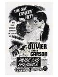 Pride and Prejudice, 1940 Poster