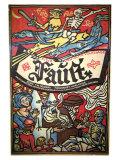 Faust Giclée-Premiumdruck