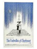 Les parapluies de Cherbourg, film de Jacques Demy, avec Catherine Deneuve, 1964 Affiches
