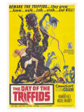 The Day of the Triffids, 1963 Pósters
