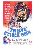 Twelve O'Clock High, 1949 Pôsters