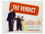 The Verdict, 1946 Posters