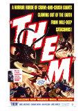 Them!, 1954 高品質プリント