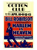 Harlem Is Heaven, 1932 Premium Giclee-trykk