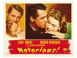Notorious, 1946 Prints