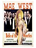 Belle of the Nineties, 1934 Art