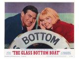 The Glass Bottom Boat, 1966 Art