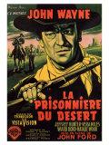 The Searchers, 1956 Plakat