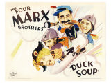 Duck Soup, 1933 Affiches