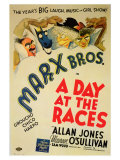 A Day at the Races, 1937 Plakater