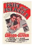 Pride and Prejudice, 1940 Print
