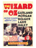 The Wizard of Oz, 1939 Poster