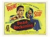 Dead Reckoning, 1947 Poster