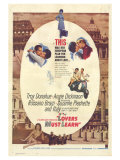Rome Adventure, 1962 Prints