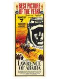 Lawrence of Arabia, 1963 Schilderijen