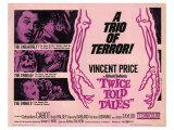 Twice Told Tales, 1963 Arte