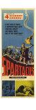 Spartacus, 1960 Affiche