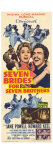 Seven Brides for Seven Brothers, 1954 高画質プリント