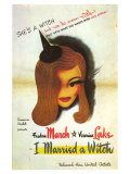 I Married a Witch, 1942 Print