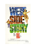 West Side Story, 1961 Print