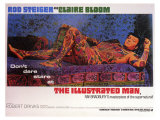 The Illustrated Man, 1969 Print