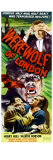 Werewolf of London, 1935 Plakat