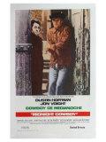 Midnight Cowboy, Spanish Movie Poster, 1969 Prints