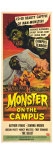 Monster on the Campus, 1958 Prints