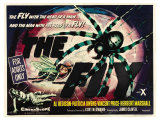 The Fly, UK Movie Poster, 1958 Plakater