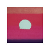 Sunset, c.1972 (hot pink, purple, red, blue) Stampa giclée di Andy Warhol