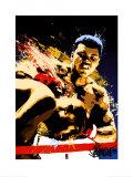 Muhammad Ali: Sting Like a Bee Poster von Joe Petruccio
